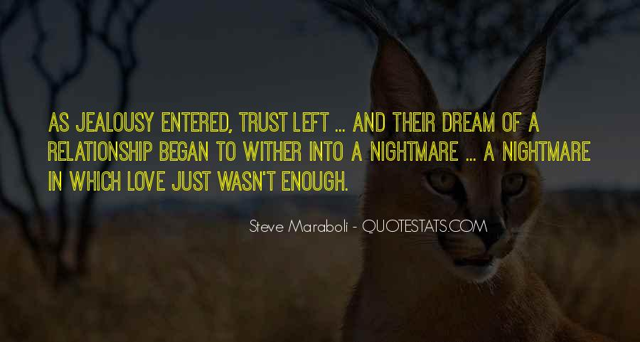 Quotes About Trust And Relationships #501511