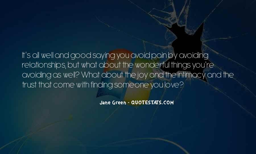 Quotes About Trust And Relationships #580164