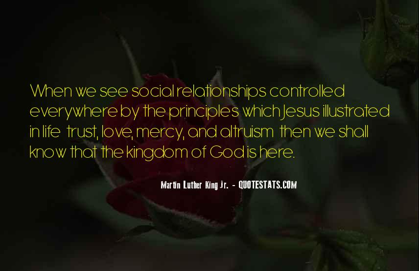 Quotes About Trust And Relationships #701783