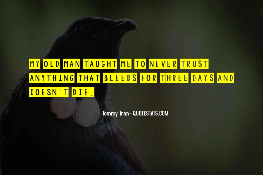 Quotes About Trust And Relationships #723085