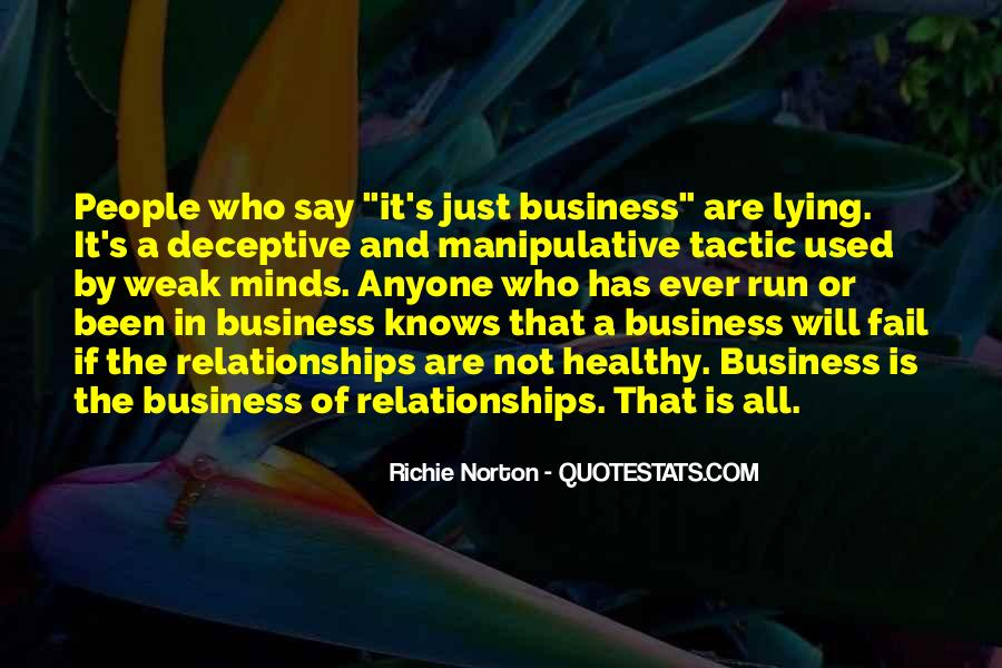 Quotes About Trust And Relationships #841877