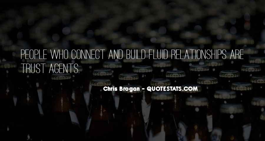 Quotes About Trust And Relationships #953534