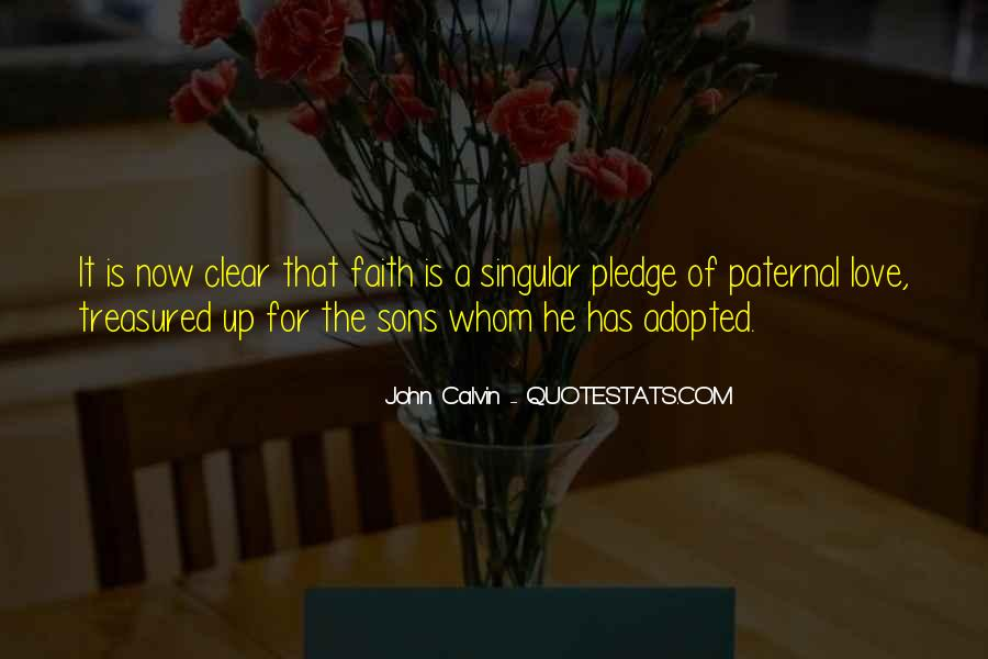 Quotes About Having Faith In Someone You Love #17799
