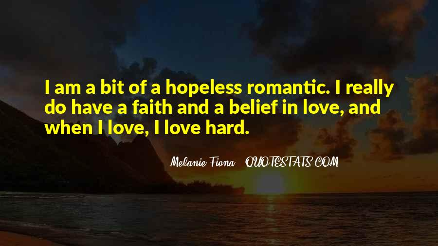 Quotes About Having Faith In Someone You Love #1857