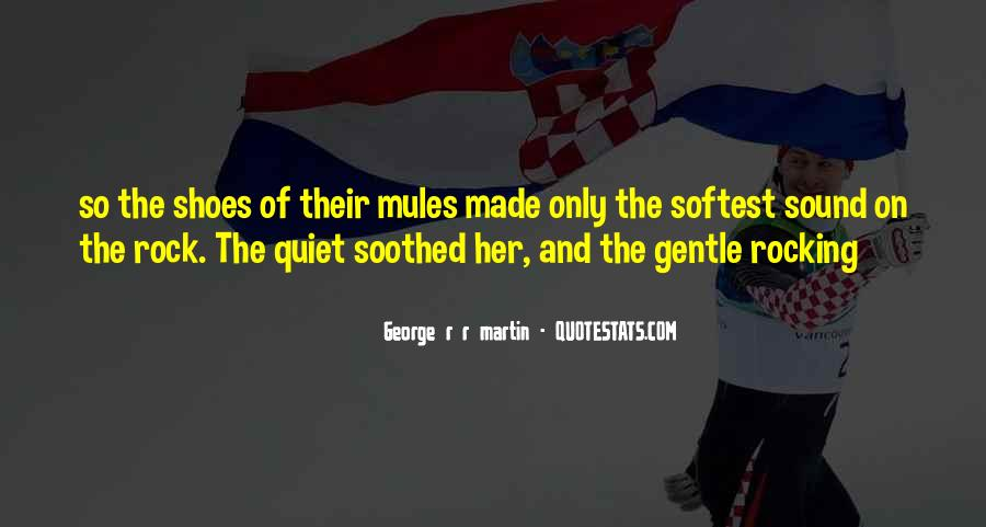 Quotes About Mules #291502