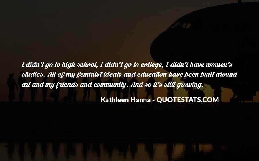 Quotes About Your College Friends #522806