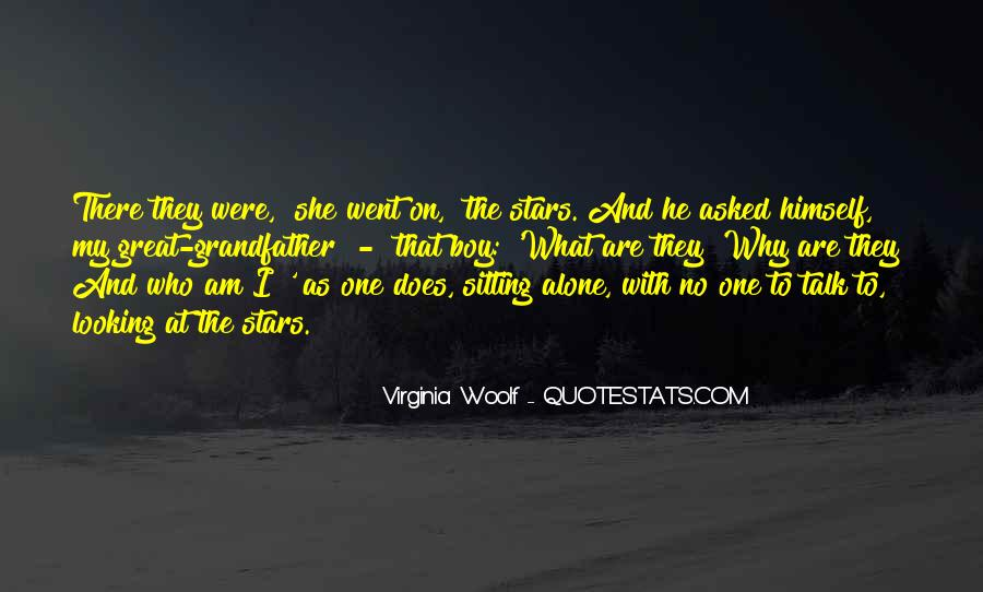 Quotes About Sitting Alone #482927