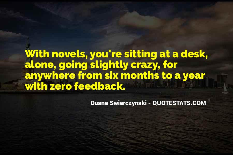 Quotes About Sitting Alone #877363