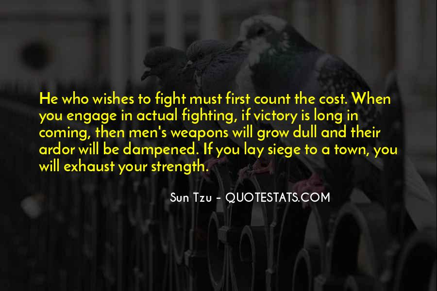Quotes About Strength To Fight #1097551