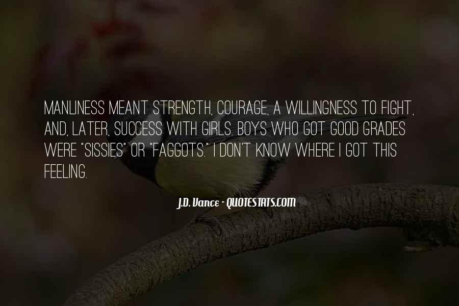 Quotes About Strength To Fight #1330062