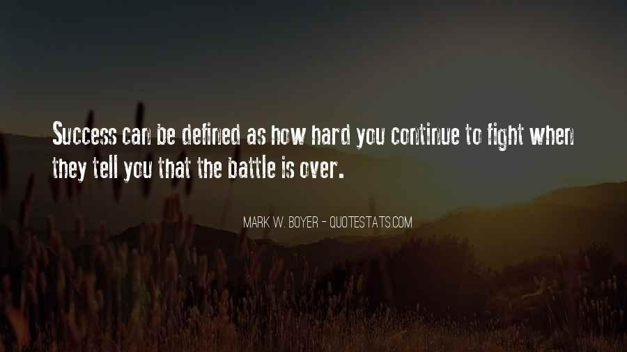 Quotes About Strength To Fight #1412150