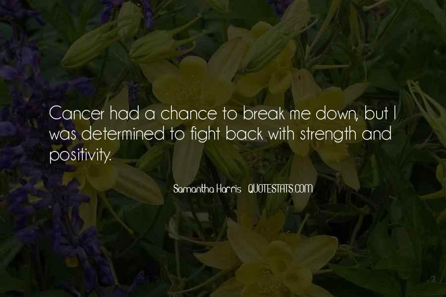 Quotes About Strength To Fight #1446718