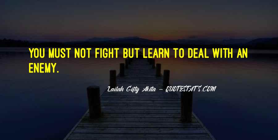 Quotes About Strength To Fight #1507877