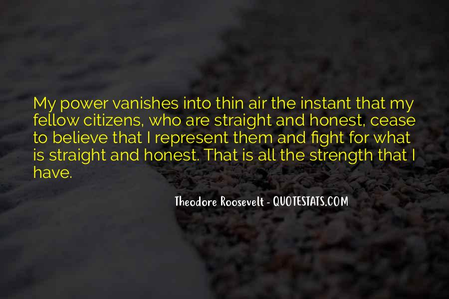 Quotes About Strength To Fight #1813401