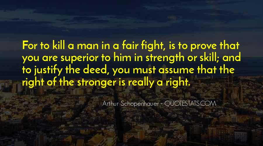 Quotes About Strength To Fight #247649