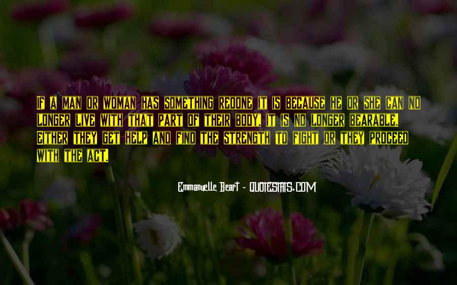 Quotes About Strength To Fight #371439