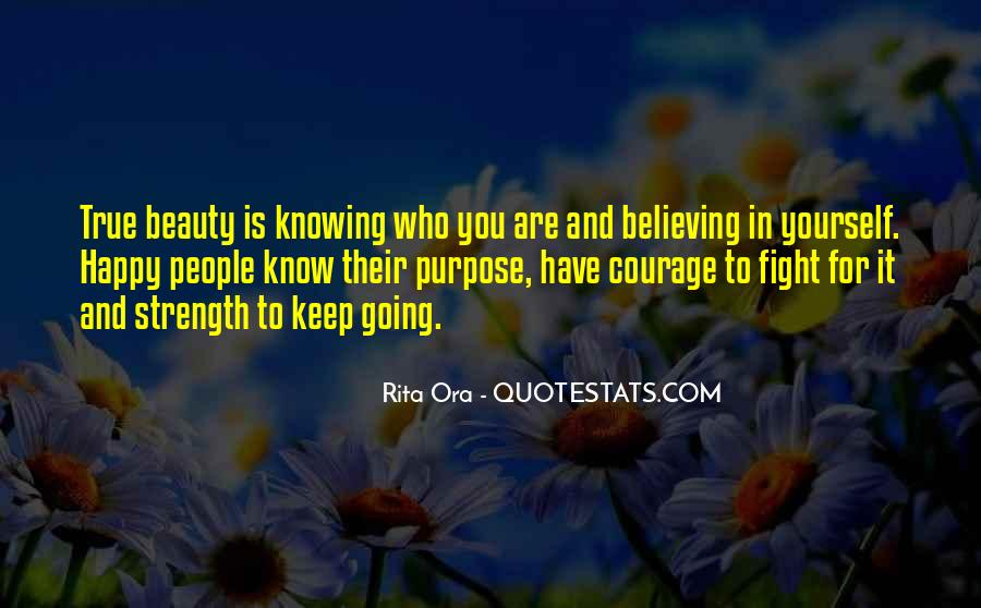 Quotes About Strength To Fight #937799