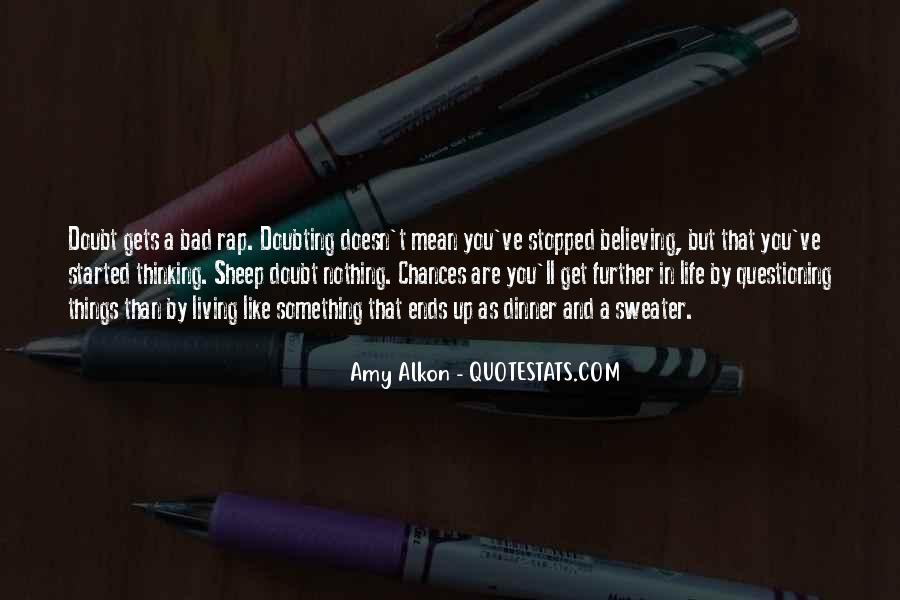 Quotes About Others Believing In You #14133