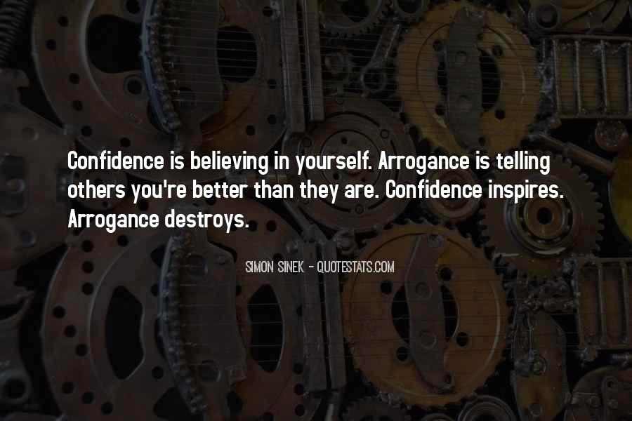 Quotes About Others Believing In You #1806919