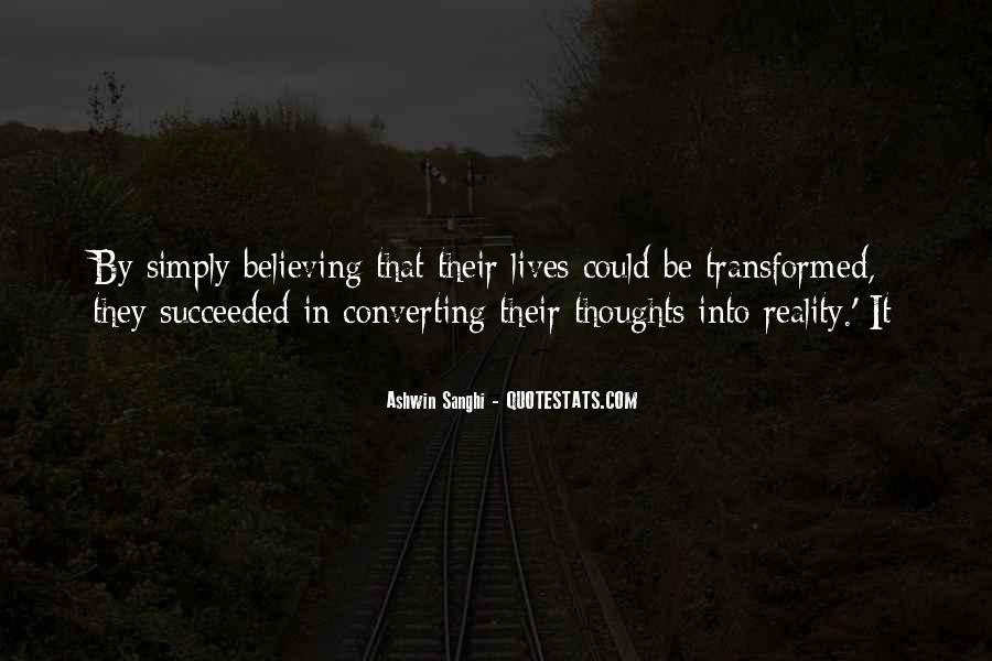 Quotes About Others Believing In You #26239