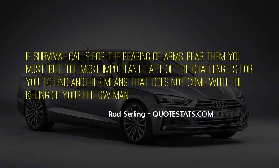 Quotes About Bearing Arms #931890