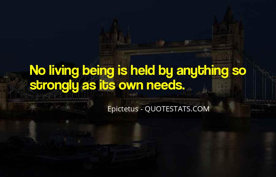 Quotes About Being Held #859766