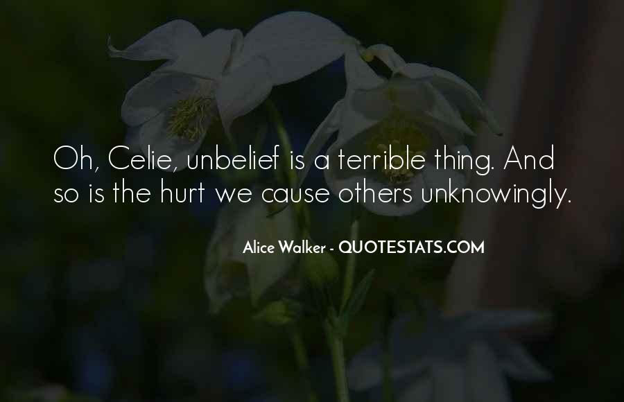 Quotes About Celie #669732