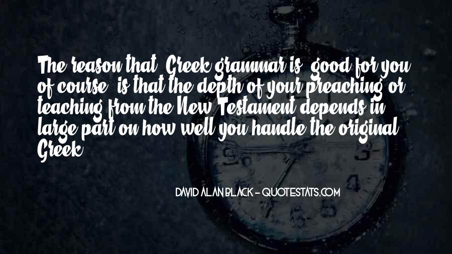 Quotes About Good Grammar #1481754
