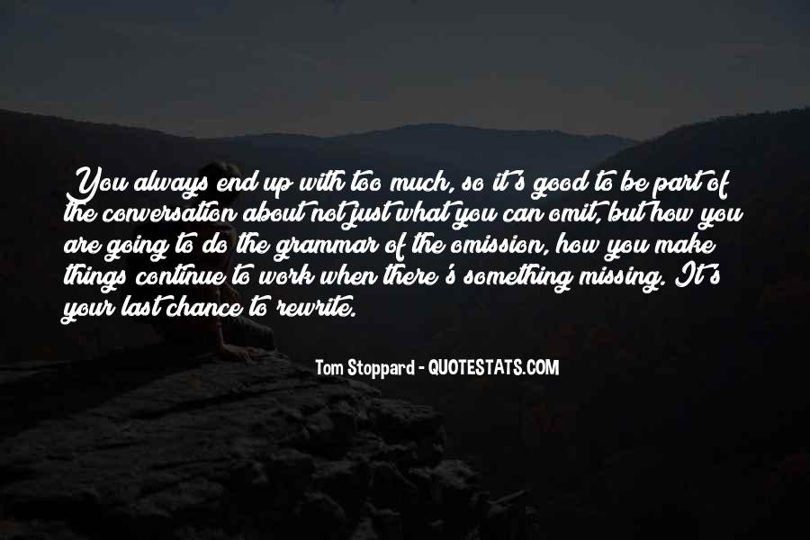 Quotes About Good Grammar #1829280