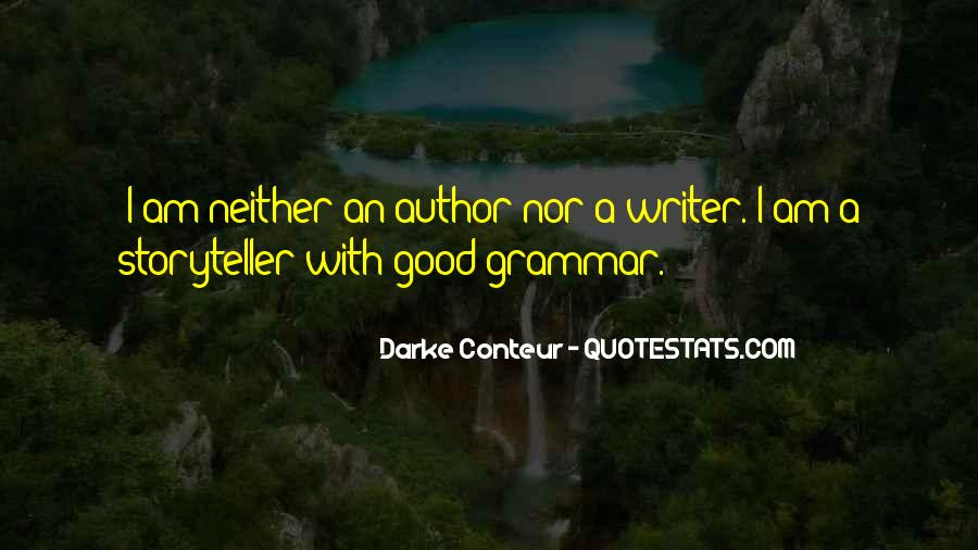 Quotes About Good Grammar #863633
