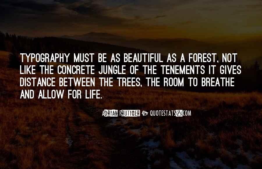 Quotes About The Concrete Jungle #1105364