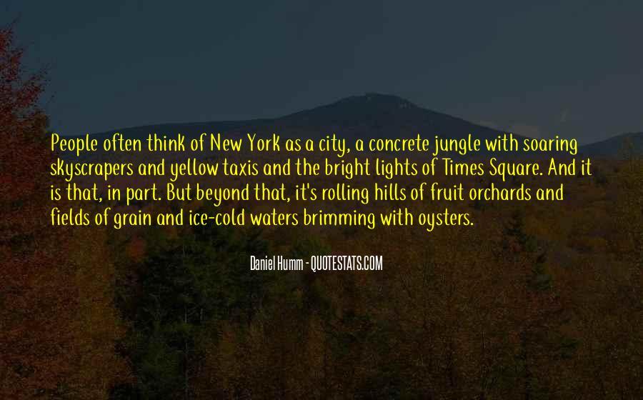 Quotes About The Concrete Jungle #1167973