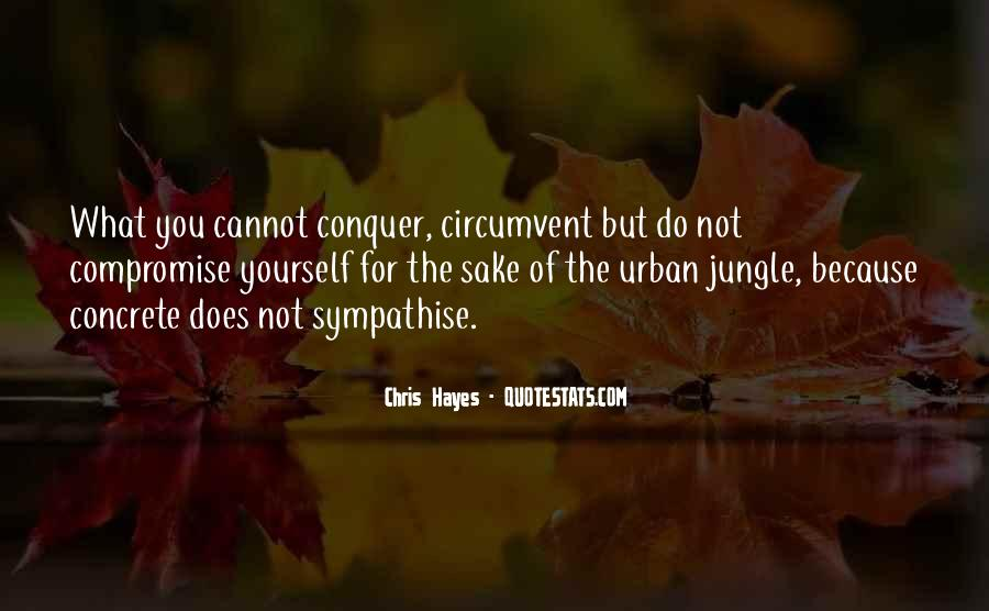 Quotes About The Concrete Jungle #932800