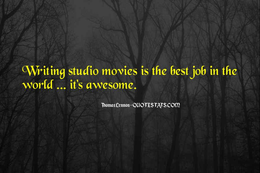 Quotes About Studio #106187