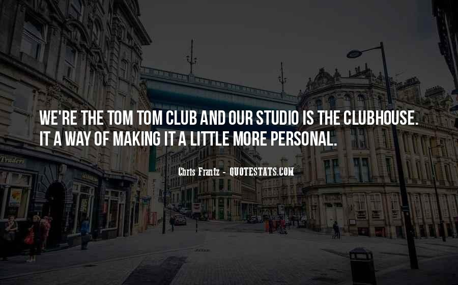 Quotes About Studio #10838
