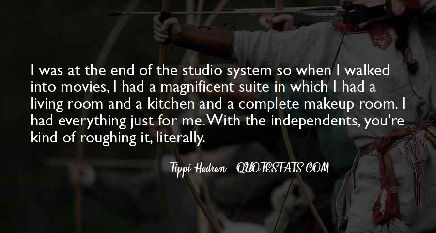 Quotes About Studio #109546