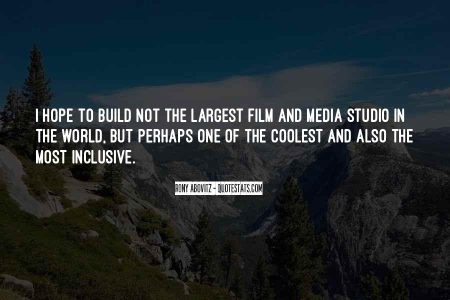 Quotes About Studio #22136