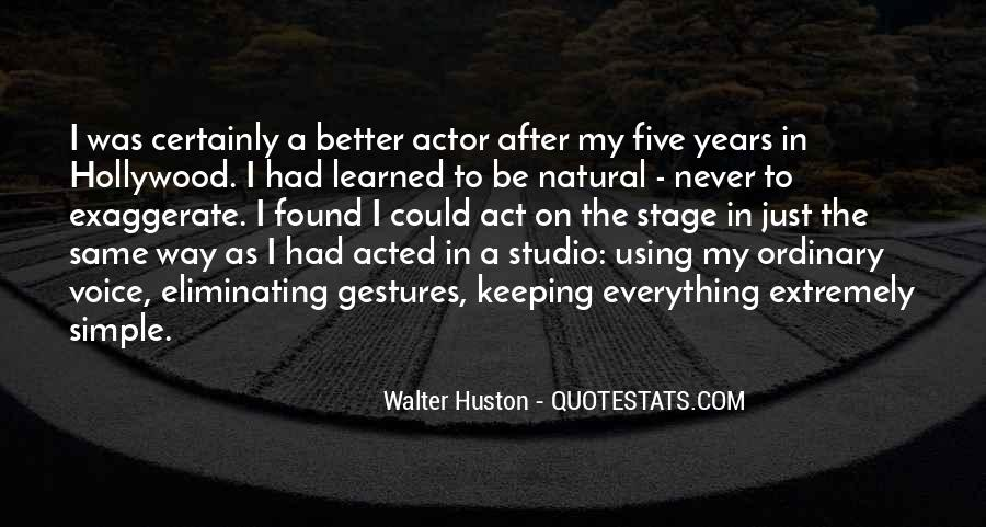 Quotes About Studio #58604