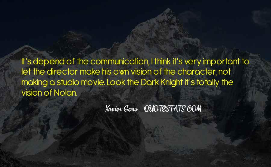 Quotes About Studio #70487