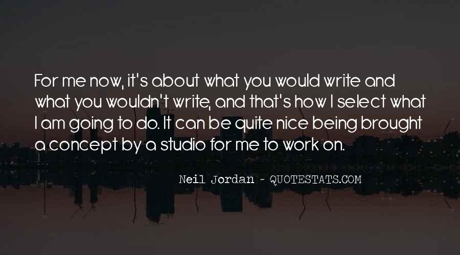 Quotes About Studio #73900
