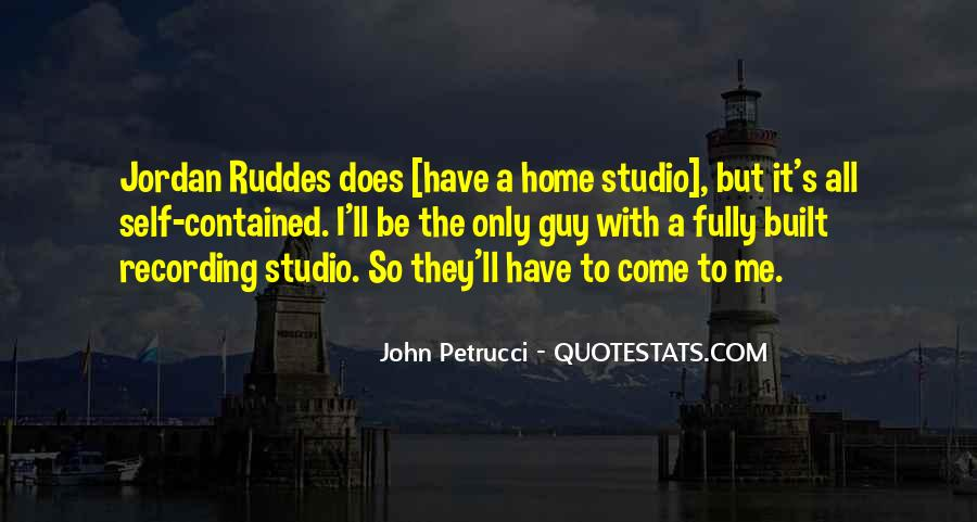 Quotes About Studio #82555