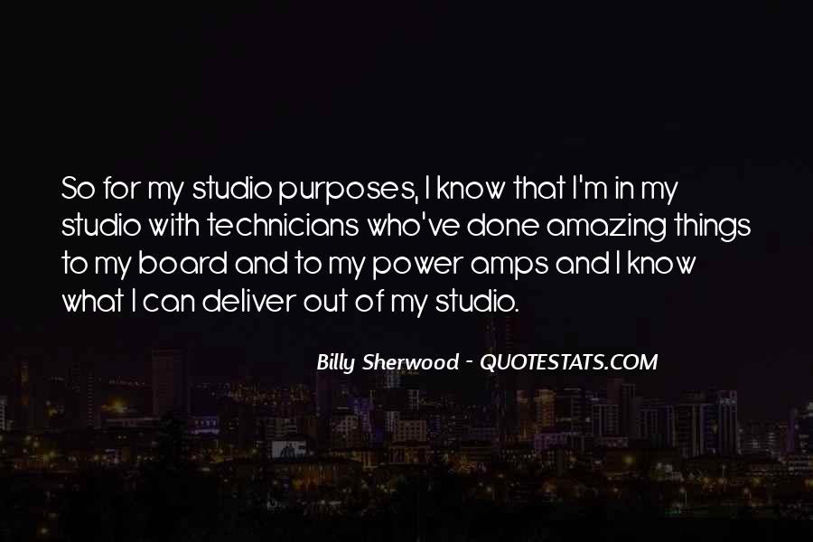 Quotes About Studio #85252