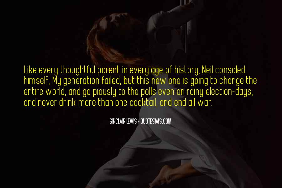 Quotes About Election And Voting #1379016