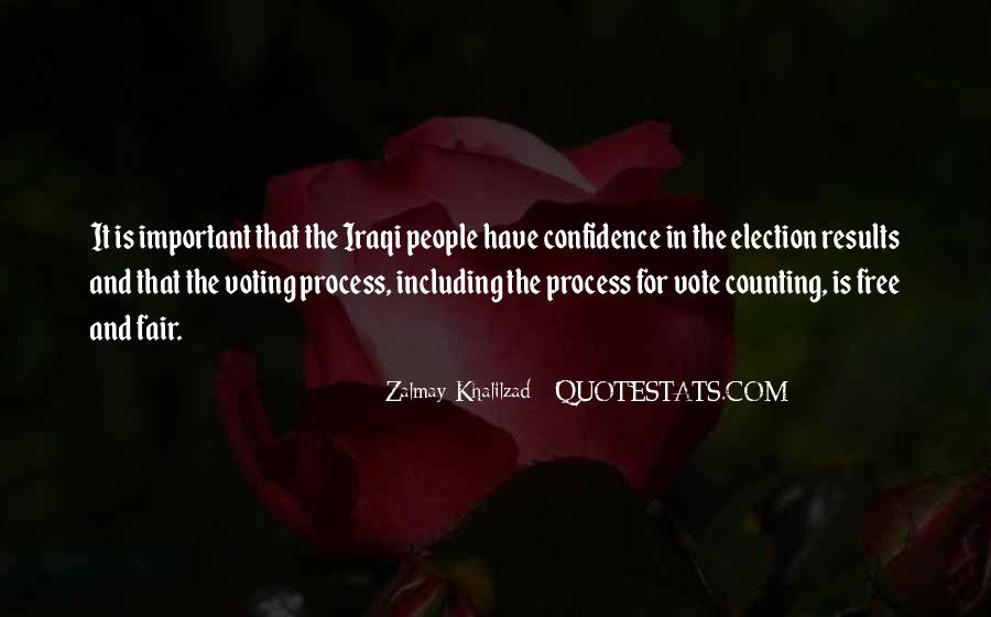 Quotes About Election And Voting #926929