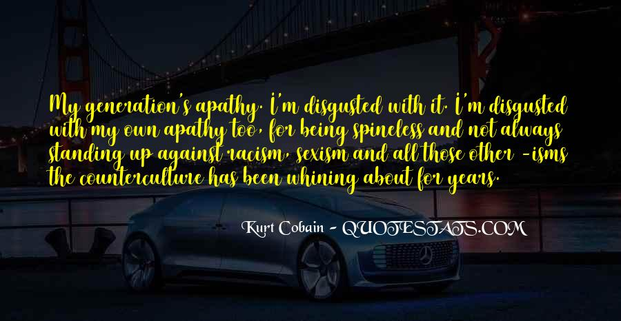 Quotes About Being Disgusted By You #680175