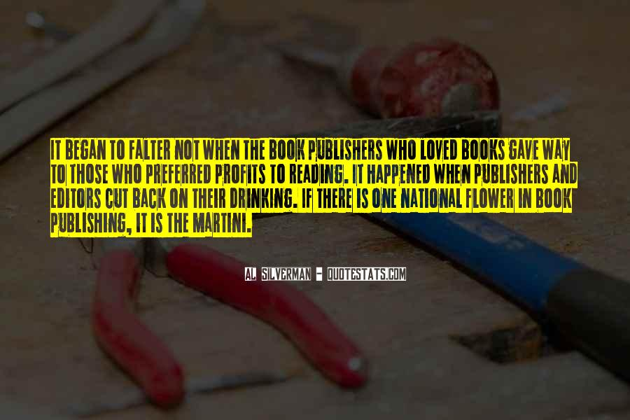 Quotes About Not Loved Back #1568484