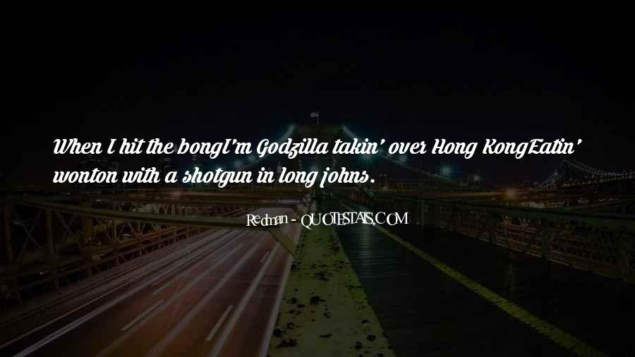 Quotes About Long Johns #682376