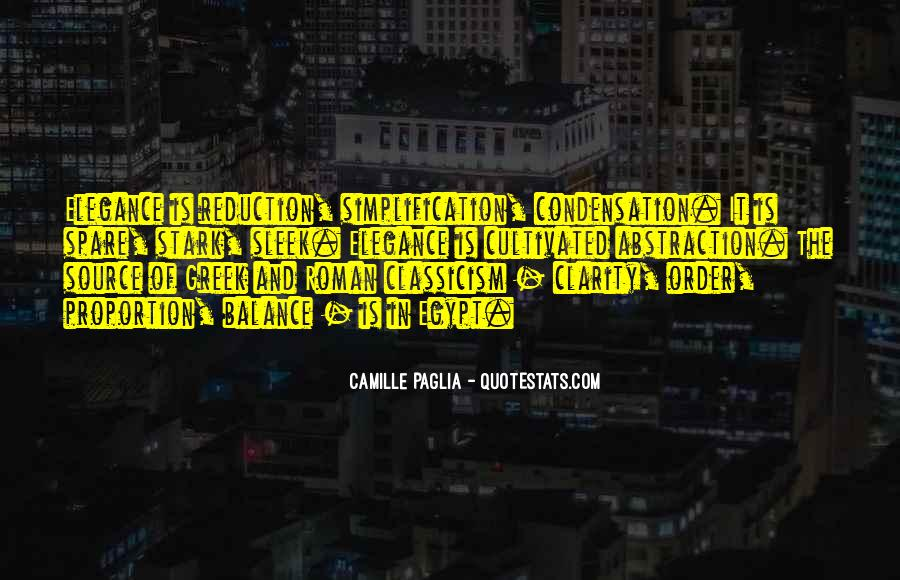 Quotes About Classicism #1033282