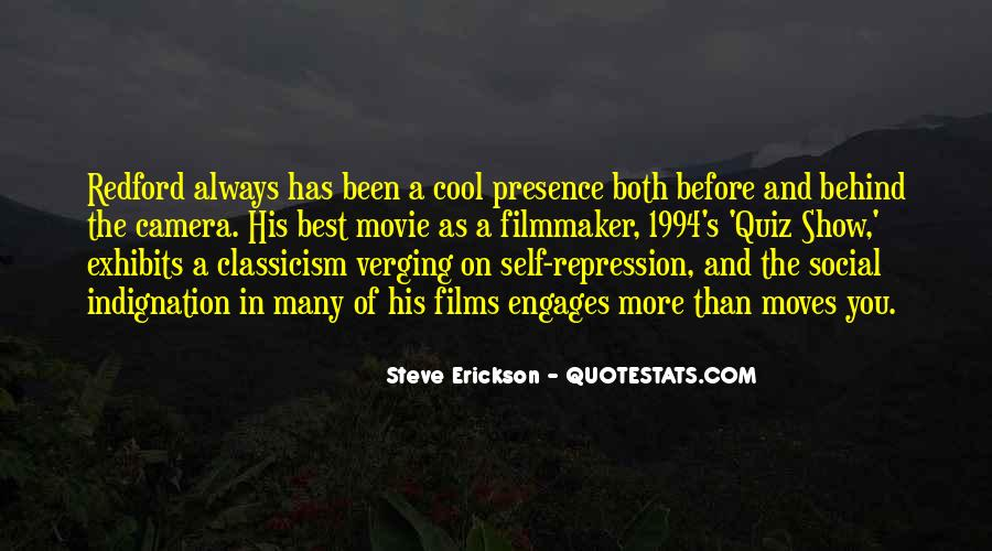 Quotes About Classicism #1130716
