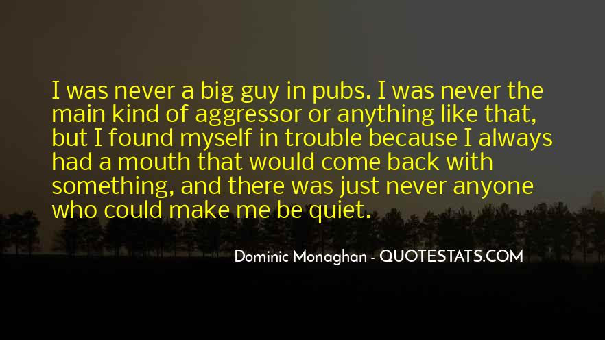 Quotes About Pubs #1165774